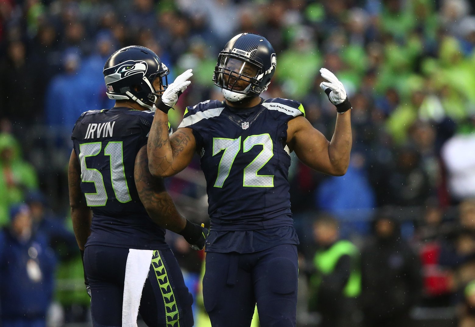 Should Seahawks break from precedent and give Michael Bennett a new contract?