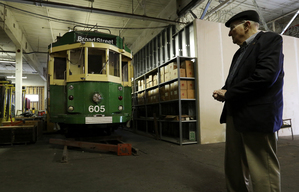 Tom Gibbs, former Metro Genera Manager, is leading the Friends of the Benson Trolleys effort to bring two of the vintage cars from Melbourne, Australia back to the streets of Seattle.