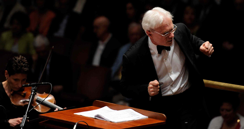 """John Adams will conduct his masterful """"Scheherazade. 2,"""" a reassessment of the implied violence in the """"Arabian Nights,"""" with Seattle Symphony Orchestra. The final scheduled performance is Saturday, March 19. (Lambert Orkis)"""