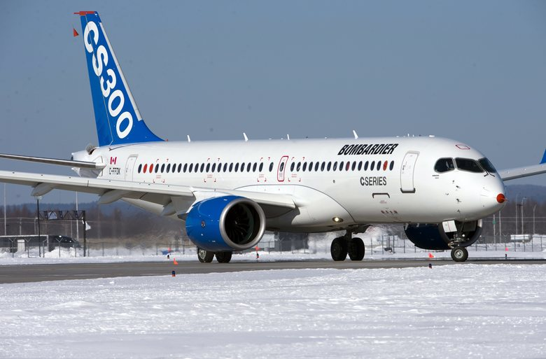Delta Reportedly Close To Buying Bombardier C Series Jets