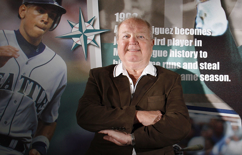 072108 – SEATTLE, WA – Mariners broadcaster Dave Niehaus will be inducted into baseball's Hall of Fame this weekend.