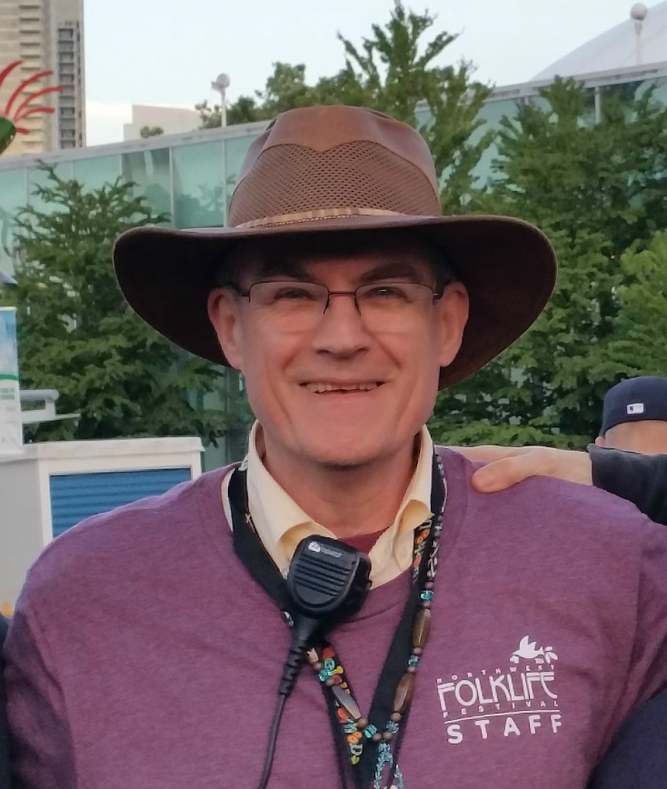 Robert Townsend is retiring from his position as executive director of Northwest Folklife, a position he has held since 2008. (Courtesy of Northwest Folklife)