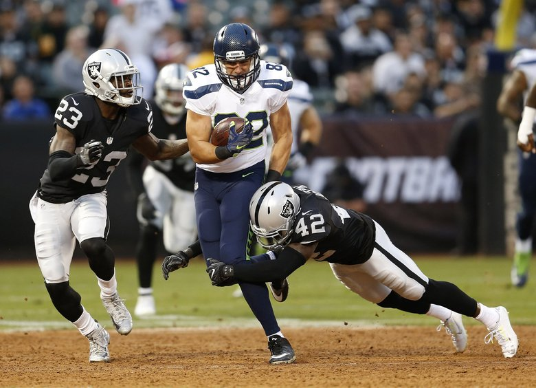 Raiders Move From Oakland to Las Vegas