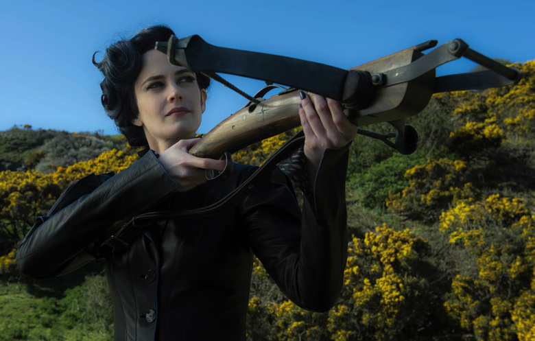 """Eva Green plays the title character in """"Miss Peregrine's Home for Peculiar Children,"""" based on the novel about orphans with superpowers. It's playing at the Crest.  (Photo Credit: Jay Maidment)"""