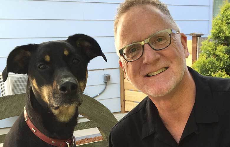 Dog trainer David Wiley left his corporate job of 18 years with Safeco in search of something more personally fulfilling. (Courtesy of David Wiley)