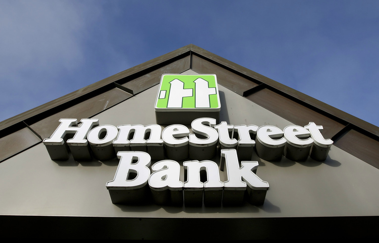 A HomeStreet Bank branch stands in Seattle, Washington, U.S., on Saturday, Jan. 17, 2009. Small banks with little or no exposure to the toxic debt that crippled Wall Street have money to lend as U.S.