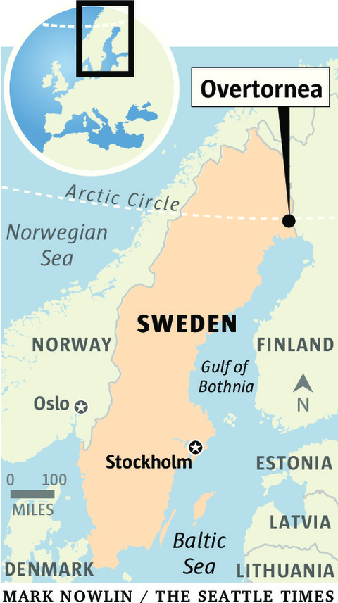 nation world swedish town pitches taking paid break