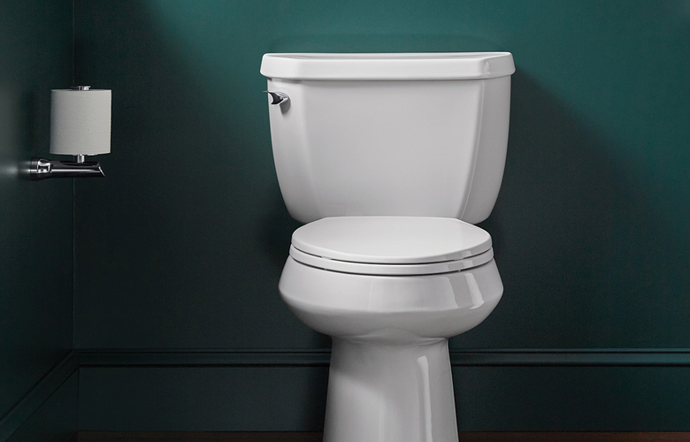 Replacing your older toilet with a new efficient version can add to your water savings. (Kohler via TNS)