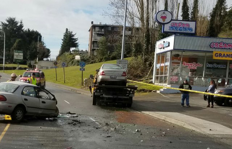 (Photo courtesy of the King County Sheriff's Office)