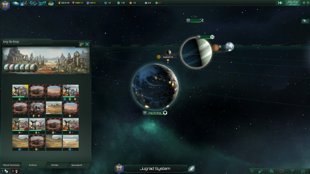 <strong>STELLARIS: </strong>Stellaris is a video game by Swedish developer Paradox.  (Microsoft)