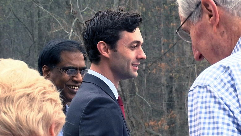 Democrat Jon Ossoff nearly pulls off upset in Georgia special election