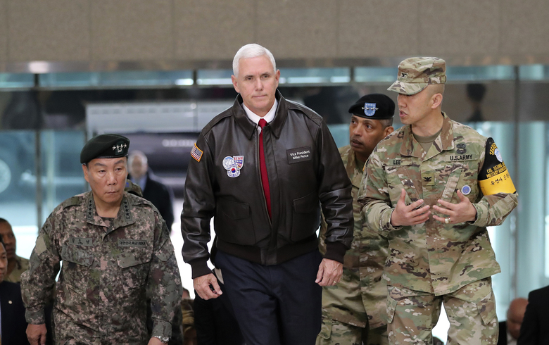 Pence in Japan: 'All options are on the table' regarding North Korea