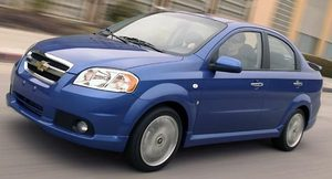 The Chevrolet Aveo is now expected to retain more of its value than trucks or SUVs once prized for their resale demand.