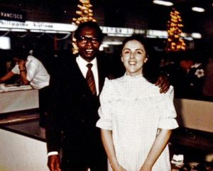 """Obama's mother known here as """"uncommon"""" 
