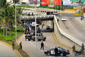 2 mega cartels dominate in Mexico drug war | The Seattle Times