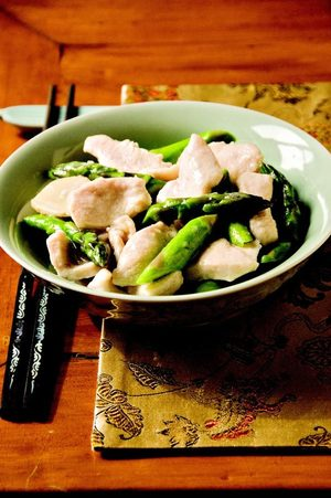 Here It Is The Secret To Stir Fried Chicken The Seattle Times