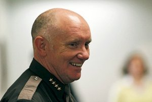 Steve Strachan said he would definitely seek election for King County sheriff this year.