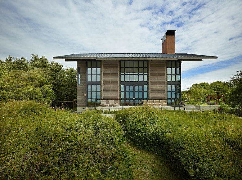 A Contemporary Take On An Island Barn From Olson Kundig