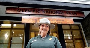 Sarah Creachbaum is the new superintendent of Olympic National Park.