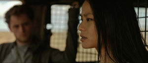 Jamie Chung plays a teen forced into sexual slavery.