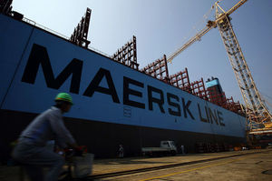 Shipping lines,  such as AP Moeller-Maersk of Copenhagen, want to be able to move more cargo between U.S. ports under their own flags, nullifying a U.S. law that limits that work to ships built in the U.S. and crewed by Americans.