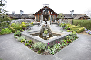 Winter rates are about half the summer high-season prices at the Inn at Langley on Whidbey Island.