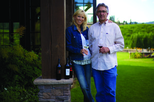 Cindy Rarick, a five-time winner on the LPGA Tour, owns Silvara Vineyards with her longtime partner, Gary Seidler. They are turning out restaurant-worthy wines in a beautiful alpine setting near Leavenworth.