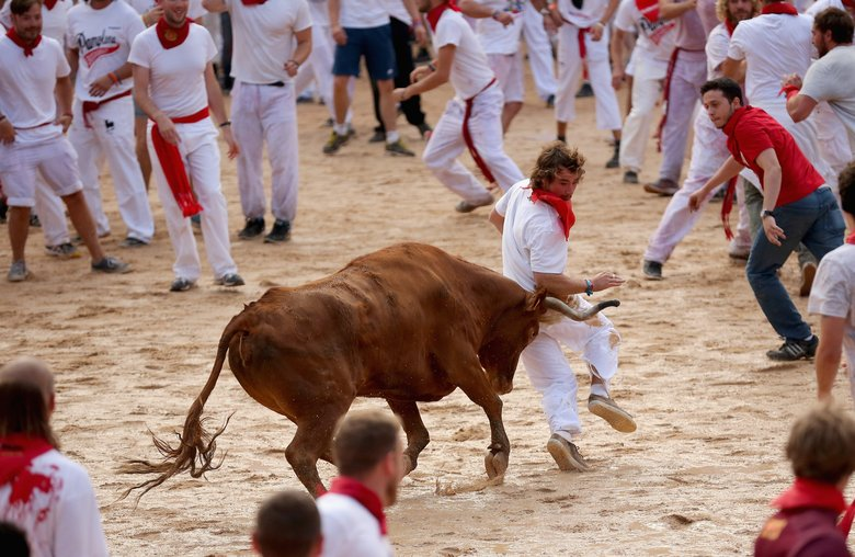running of the bulls Sun, apr 15, 2018 12:00 pm - 6:00 pm cdt discovery green 10th birthday celebration stop by and play games or win great.