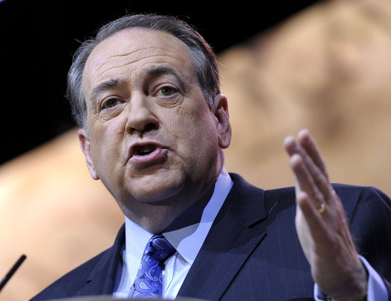 Former Arkansas Gov. Mike Huckabee says he is ending his six-year run as a TV host on Fox News, a decision that will fuel speculation about the Republican's plans for another White House bid.