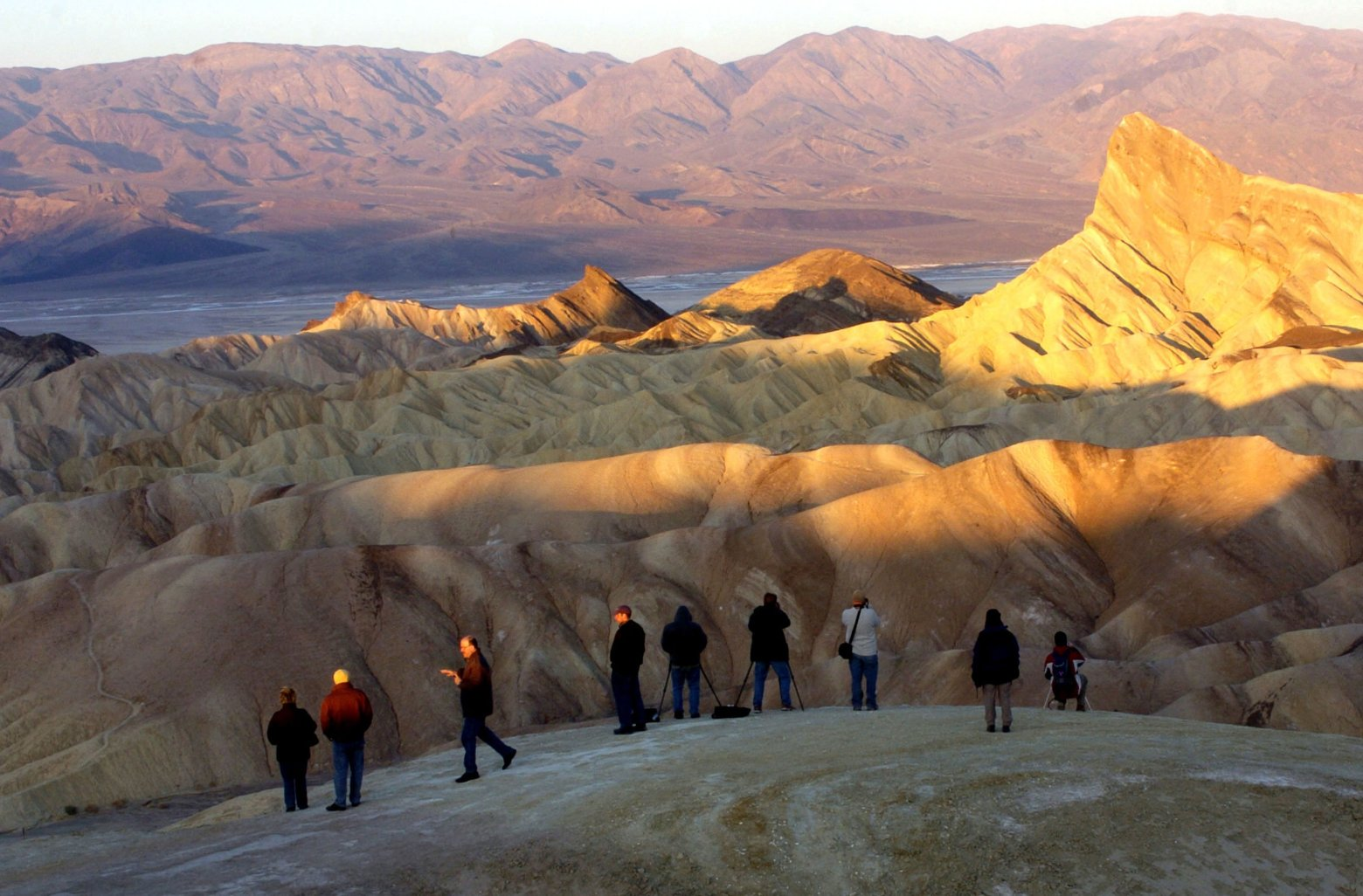 Learning to love Death Valley in winter | The Seattle Times