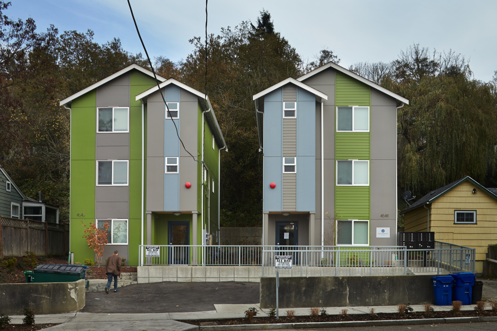 Seattles micro housing boom offers an affordable alternative
