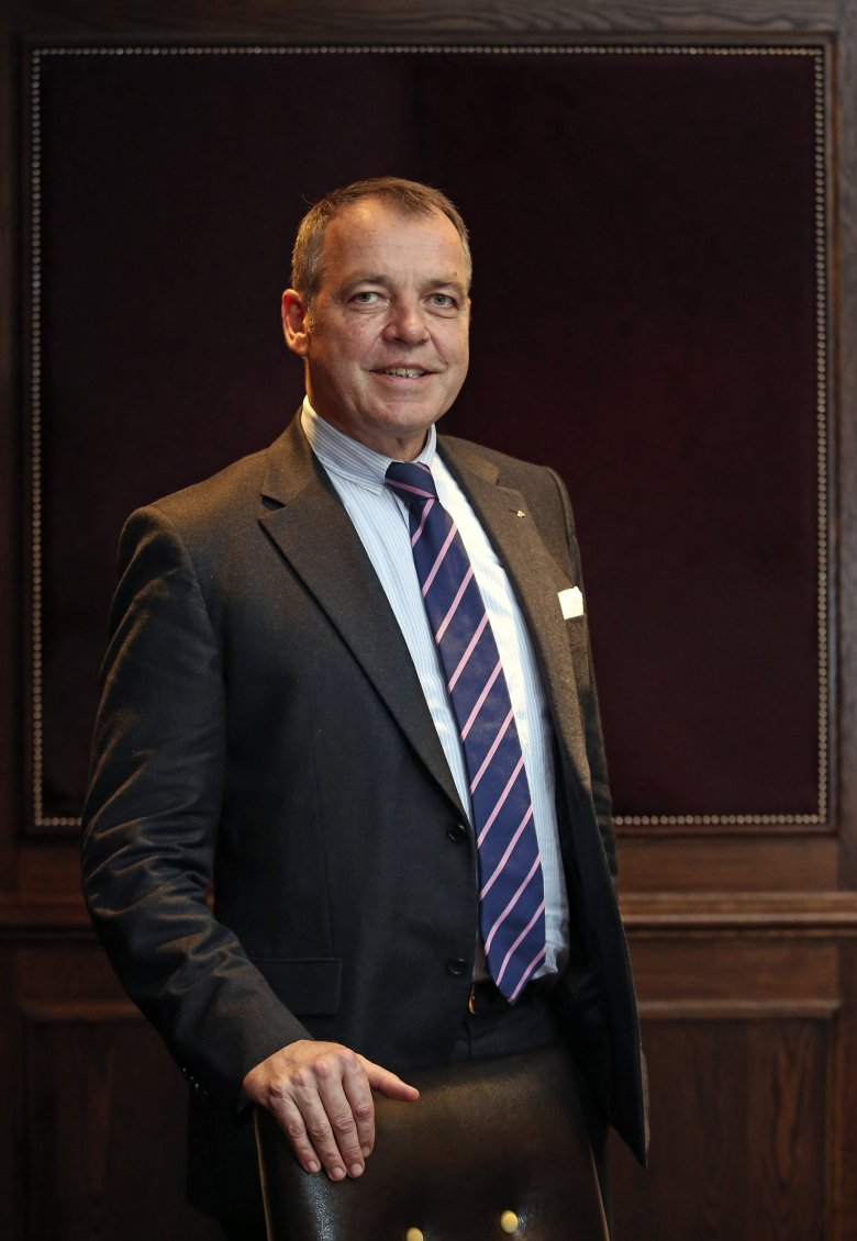 Turnaround specialist Christoph Mueller is the new CEO of Malaysia Airlines after reviving Ireland's Aer Lingus.  (Chris Ratcliffe/Bloomberg)