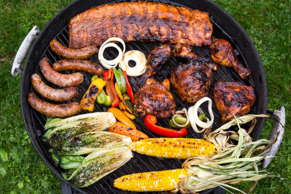 Mixed Grill Summer In America Smoky And Fine The Seattle Times