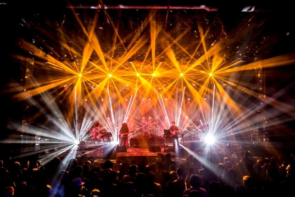 STS9 Will Perform As Part Of A Stacked Lineup At The Summer Meltdown In Darrington