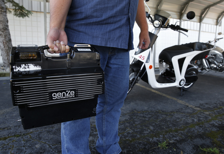 India SUV maker rides into US market … on a scooter | The