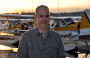 Todd Banks is president of Kenmore Air Harbor, parent company of the Pacific Northwest float plane company.
