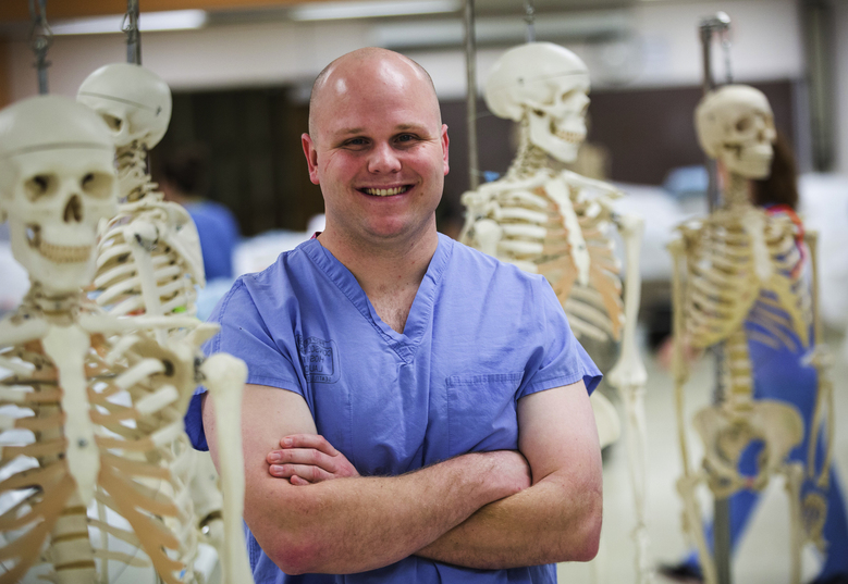 From high school dropout to medical student: one man\'s remarkable ...