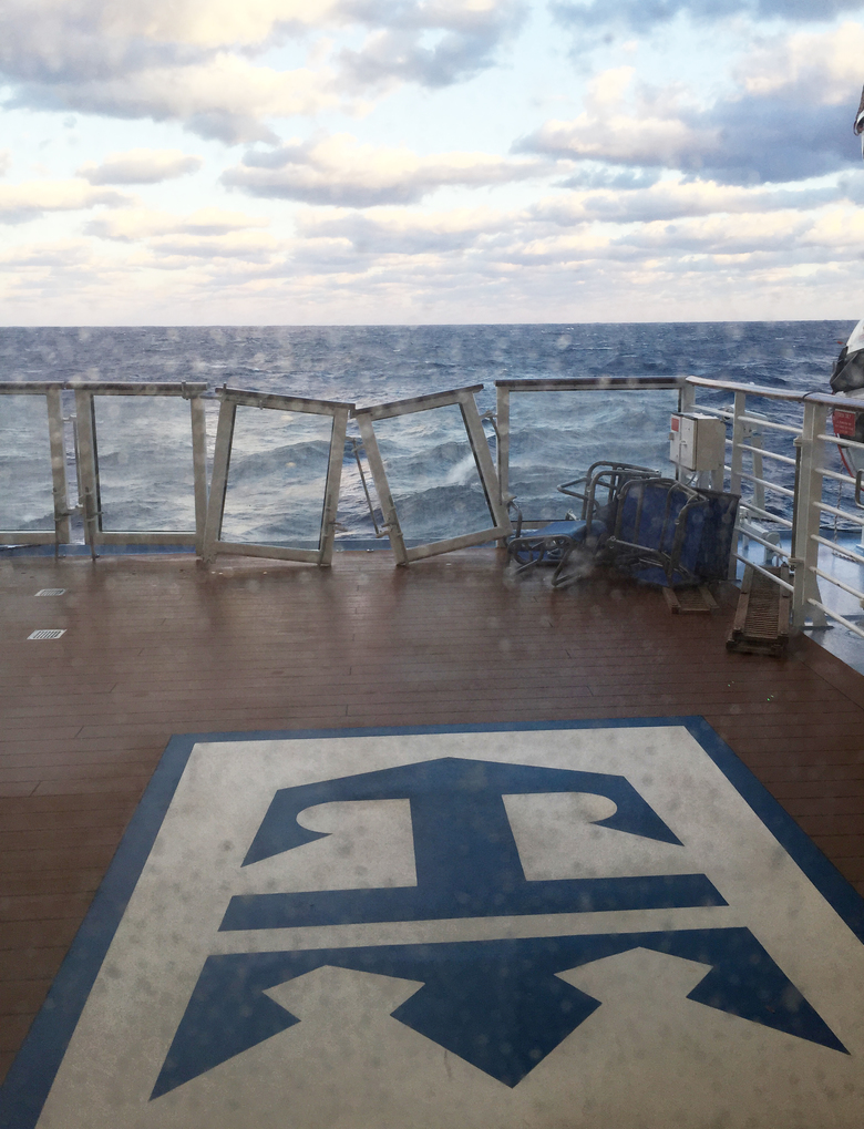 Overnight Economy Sail: Lawsuit Filed Over Cruise Ship Battered By Storm In
