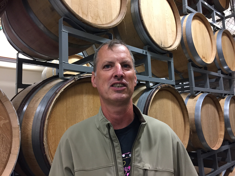 Co Dinn left his position as director of winemaking for Hogue Cellars in Prosser in 2013 to run Co Dinn Cellars, a tiny, high-end winery based in the Yakima Valley town of Grandview. (Andy Perdue)