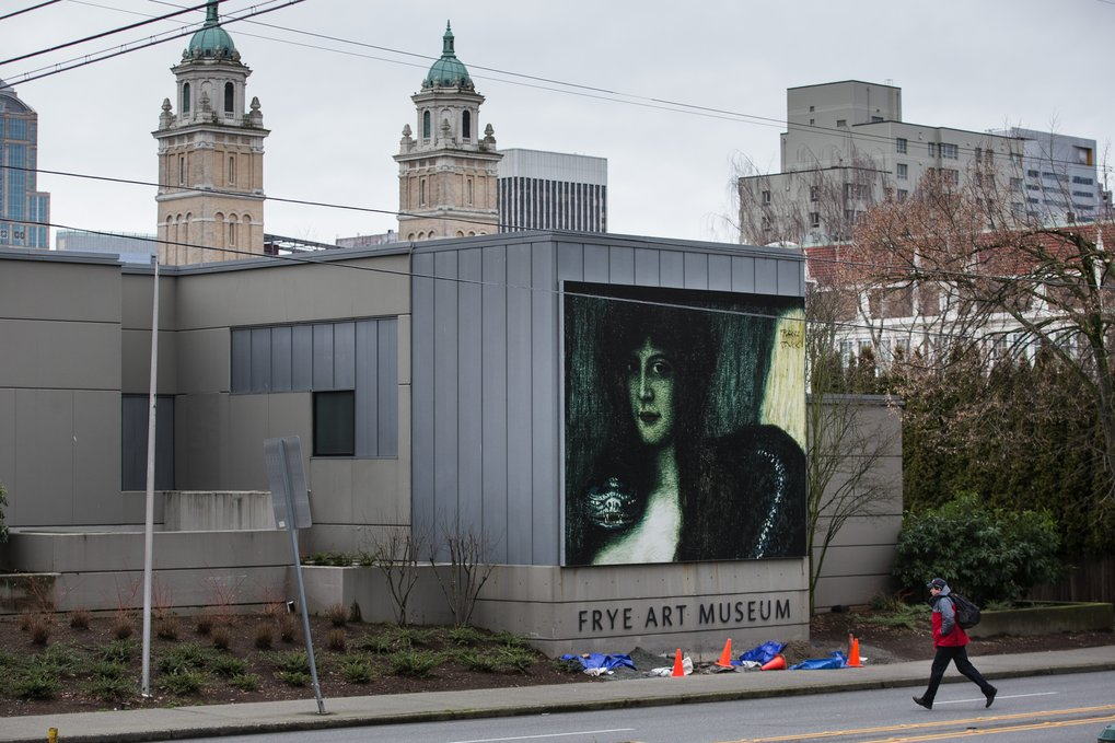 First Hill features some of Seattle's best-known cultural institutions, such as the Frye Art Museum.  (Dean Rutz/The Seattle Times)
