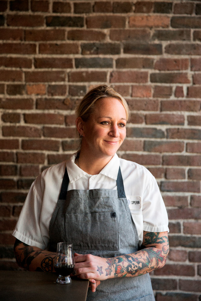 Carolynn Spence, the new chef at Shaker + Spear, does not believe in the Seattle Freeze. (Courtesy Shaker + Spear)