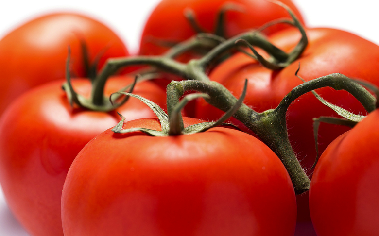 Lycopene, a reddish pigment that gives color to foods like tomatoes, has been shown to help lower PSA levels and prostate-cancer risk. (Fotolia/TNS)