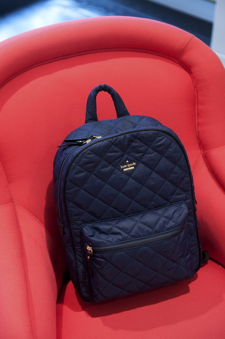 ca89869cba This Kate Spade backpack sells for $248. A retail analyst expects this  luxury brand's desk. A T.J. Maxx ...