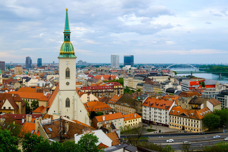 The Slovakian capital of Bratislava is one of the best values in Europe.