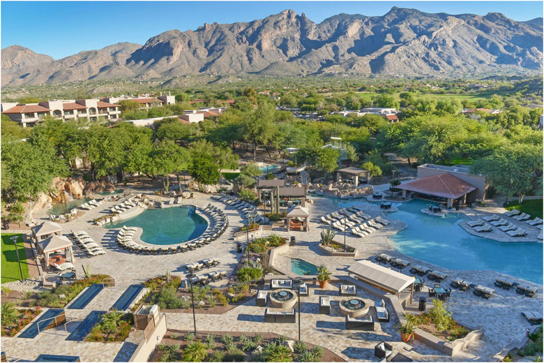 The Westin La Paloma in Tucson, Ariz., is offering summer-long specials.