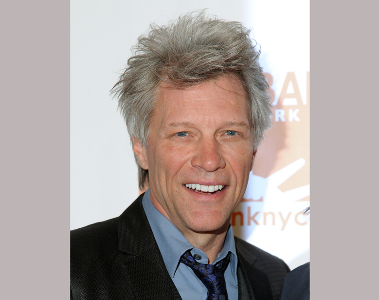 FILE – In this April 20, 2016 file photo, Jon Bon Jovi attends the Food Bank For New York City Can-Do Awards Dinner in New York. In an interview on Wednesday, Oct. 19, Bon Jovi dispelled rumors that he plans to buy the Tennessee Titans. An earlier news report claimed that Bon Jovi and Peyton Manning were monitoring the Tennessee Titans ownership situation, leading to speculation they were looking to purchase the team. That prompted Titans acting owner Amy Adams Strunk to say the team is not for sale. (Photo by Andy Kropa/Invision/AP, File)