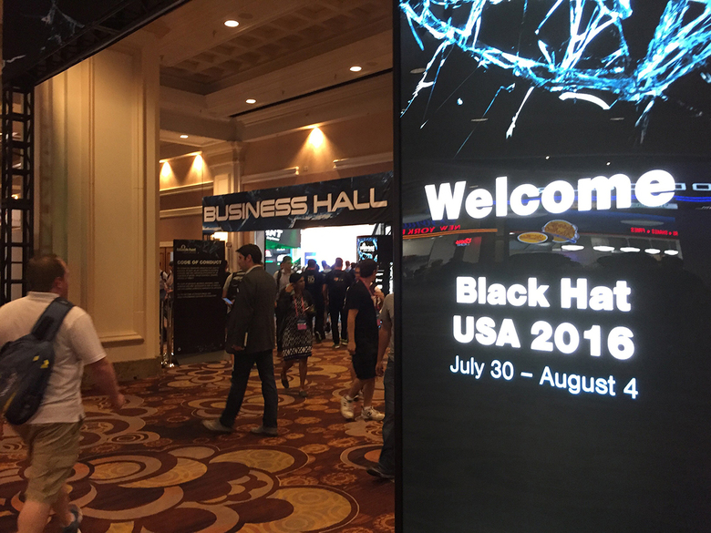 The Black Hat conference in Las Vegas is the world's biggest cybersecurity gathering, and attracts security experts, hackers and software vendors. (Tim Johnson /McClatchy Washington Bureau via TNS)