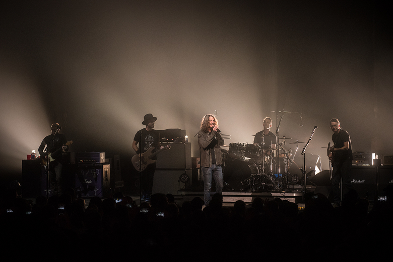 Temple of the Dog performed the first of two nights at the Paramount Theatre Sunday, Nov. 20. (Mike Savoia)