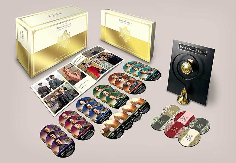 Downton Abbey: The Complete Limited Edition Collector's Set, $200