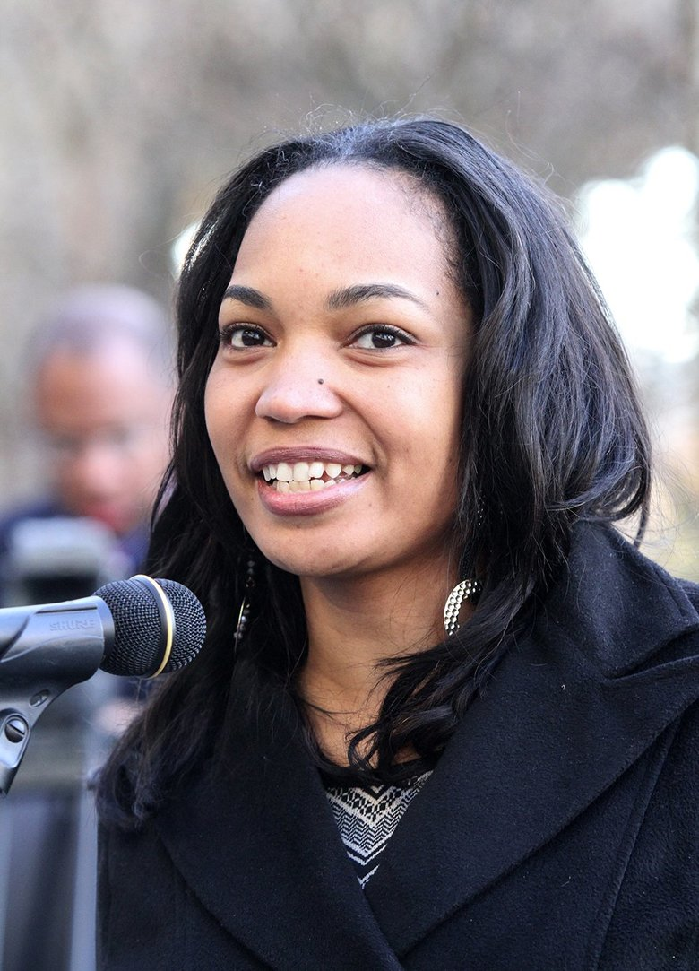 Sheley Secrest, a local NAACP leader, is running for Seattle City Council.
